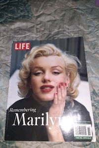 Collectible Time Life Magazine Classic Edition Marilyn Monroes life. Fall River, 02724