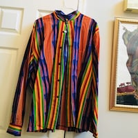 African Designed Shirts Bowie