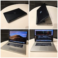 """(1000GB)**8GB Ram Memory** Macbook Pro 15"""" OS-2015, DJ Serato**Office**FAST and powerful with Office, Google Chrome, DJ Serato installed, Ready for use. New York, 11373"""