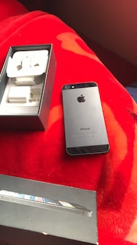 silver iPhone 6 with box Montgomery Village, 20886