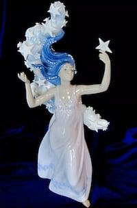 Lladro porcelain Milky Way Statue - rare and retired