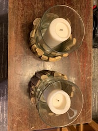 Candle holders Damascus, 20872