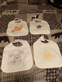 Hand stitched bibs  Stafford Springs, 06076