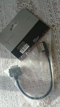 black cable adapter