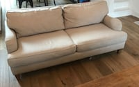 Light Beige Fabric Couch for Sale TORONTO