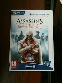 Assassin's Creed Brotherhood Pc játékot