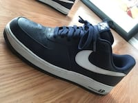 Nike Air Force 1's Navy Blue( WORN ONCE)(Size 13) Whitby, L1N 7K2