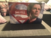 Coffret smallville  Savigny-le-Temple
