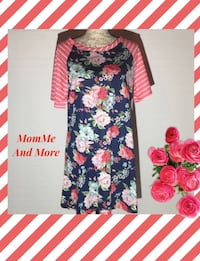 New Summer Floral Dress Pittsburgh
