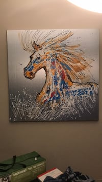 Horse painting  Columbia, 65201