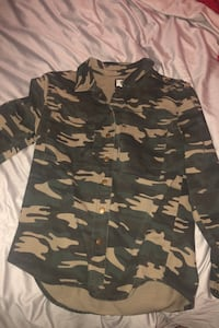 camp button up