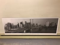 New york theme  framed painting  Pointe-Claire, H9R