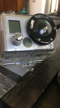 GoPro hero 2. Comes with accessories  Honolulu, 96816