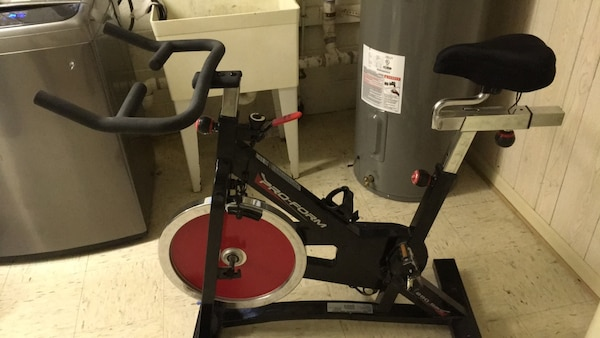 Pro-Form stationary bike-Reduced price