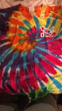 Tie-dye T-shirt size large Dade City, 33523
