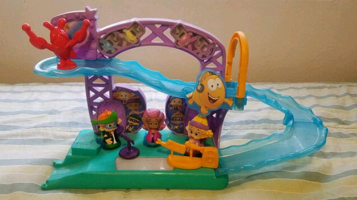 Photo Fisher-Price Bubble Guppies, Rock and Roll Stage