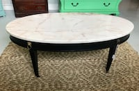 Regal  marble top coffee table Kensington, 20895