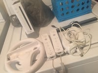 Wii console and accessories Shippensburg, 17257