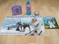 Frozen Lunch Pack - Perfect Christmas Gift Surrey