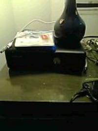 Xbox 360 With controller and games