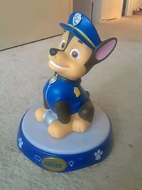 Paw patrol night light