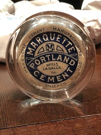 Marquette Cement Paperweight Vaughan, L4J 6Y3