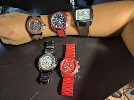 Watch Collection - $100 per watch