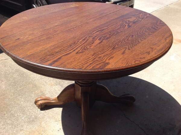 Used Round Dining Table For Sale In San Jose Letgo