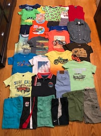 Boys clothes size 4t Chicago, 60638