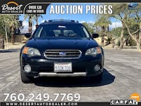 2005 Subaru Outback AWD Leather Seat. Dual Moon Roof Ltd, Palm Desert