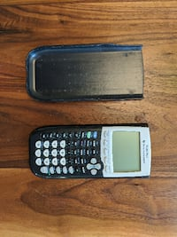 TI-84 Plus Graphing Calculator Vancouver