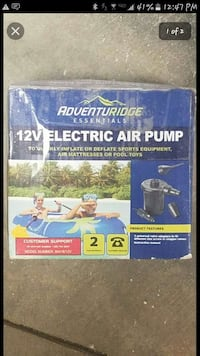 Electric Air Pump Des Moines, 50314