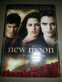 The Twilight Saga Eclipse DVD case Lake Country, V4V 1Z9