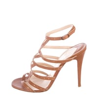 Authentic *NEW* Christian Louboutin strappy shoes Toronto