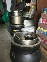 stainless steel cook pot Mississauga, L5C 1N9