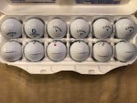 A Dozen Callaway Superhot Golf Balls-Pre Owned-AAAA Condition Jackson, 08527