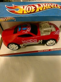 Hot Wheels Twinduction Supercar Manassas, 20109