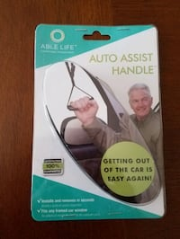 Able Life Auto Assist Handle Canton, 30115