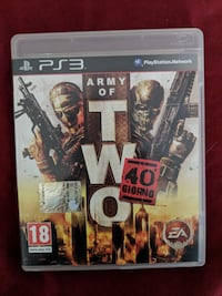 Army of Two - 40° giorno per PS3 7012 km