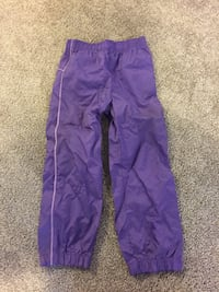 New never worn Joe fresh rain pants size 5 Ottawa, K2S