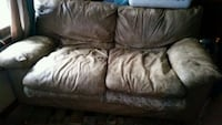 leather love seat and 2 matching king size chairs.  Des Moines, 50315