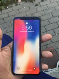 Iphone x 64 gb Montreal
