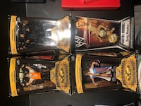 WWE Defining Moments Really Rare figures all brand new in the box!!! Vaughan, L4H 1W7
