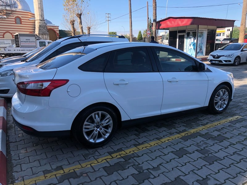 2013 Ford Focus TREND X 1.6I 125PS 4K- 3