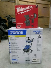 Milwaukee coil nailer 7220-20 Florence, 35633