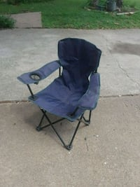 black and blue camping chair Houston, 77095