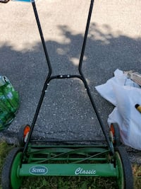 Self propelled push lawn mower Mississauga, L5N 8M2
