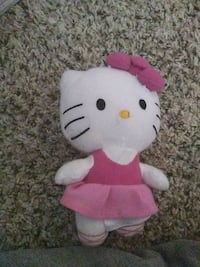 Hello Kitty ballerina plush 1953 mi