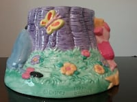 WINNIE THE POOH CANDY OR FLOWER DECANTER Hampton