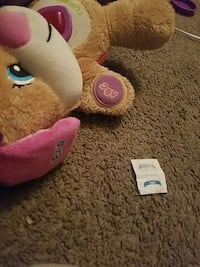 brown and pink animal plush toy Norfolk, 23513